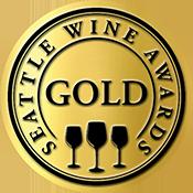 Seattle Wine Awards Gold Label